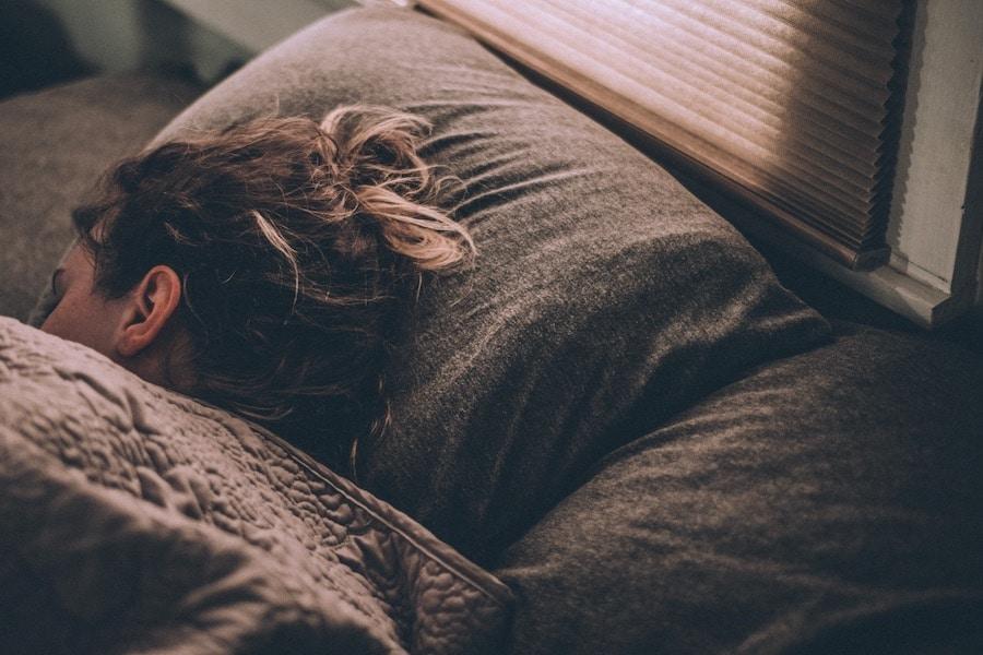 schlaf und Depression